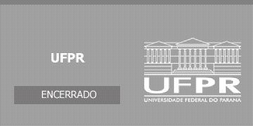 Imagem para o Concurso UFPR - 2018 - Vestibular